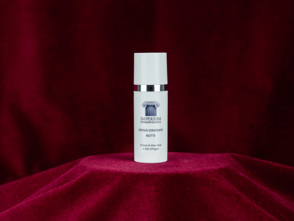 crema-idratante-notte-aloe-vera-olio-argan-imperium-cosmetology